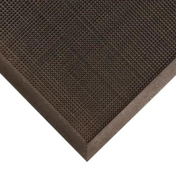 NTXT28S3239BL - NoTrax - T28S3239BL - 32 in x 39 in Black Finger Scrape® Outdoor Floor Mat Product Image