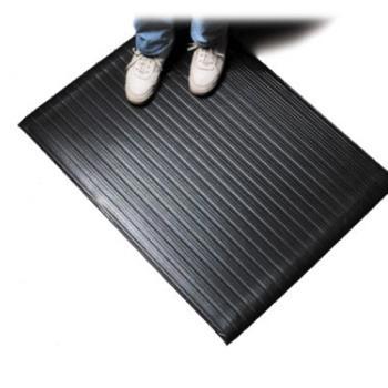 San Jamar Km4360bk 3x 60 Ft Anti Fatigue Floor Runner