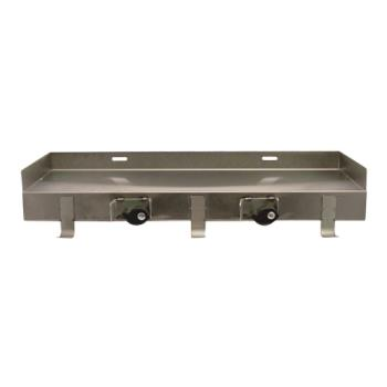 86325 - Advance Tabco - K-245 - 8 in x 24 in Utility Shelf Product Image