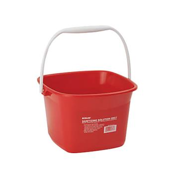 83186 - Commercial - 605031231 - 6 Qt Sanitizer Only Pail Product Image