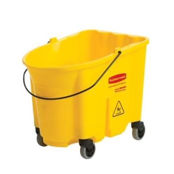 36187 - Rubbermaid - FG757088YEL - 35 qt WaveBrake® Mop Bucket Product Image