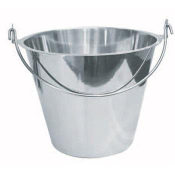 WINUP13 - Winco - UP-13 - 13 qt Stainless Steel Pail Product Image