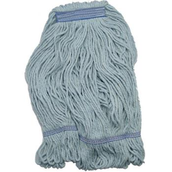 83218 - Continental Manufacturing - D213-06 - 24 oz Blue Mop Head Product Image