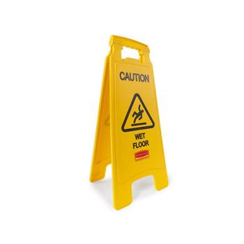 86847 - Rubbermaid - FG611277YEL - Caution Sign Product Image