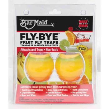 51563 - Bar Maid - Fly-Bye - Fruit Fly Traps Product Image