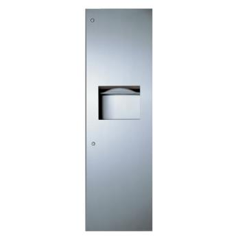 BOBB39003 - Bobrick - B-39003 - TrimlineSeries™  Paper Towel Dispenser & Waste Receptacle Product Image