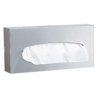 86667 - Bobrick - B-8397 - Stainless Steel Facial Tissue Dispenser Product Image