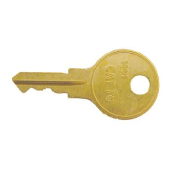 38122 - Bobrick - 330-43 - Replacement Dispenser Key Product Image