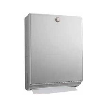 76382 - Bobrick - B-2620 - ClassicSeries™ 10 3/4 in x 14 in Paper Towel Dispenser Product Image