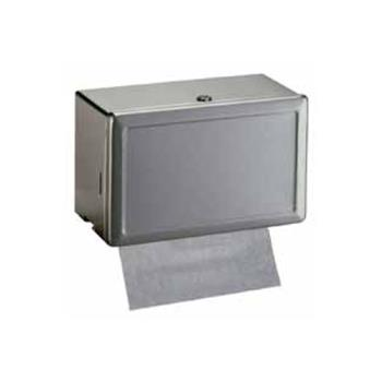 BOBB263 - Bobrick - B-263 - Surface-Mounted Paper Towel Dispenser Product Image