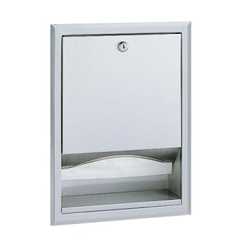 BOBB359 - Bobrick - B-359 - TrimlineSeries™ Recessed Paper Towel Dispenser Product Image