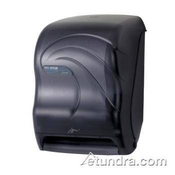 SANT1490TBK - San Jamar - T1490TBK - Smart System Oceans Black Towel Dispenser Product Image