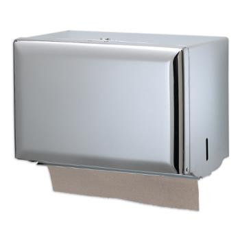 SANT1800XC - San Jamar - T1800XC - Single Fold Chrome Towel Dispenser Product Image