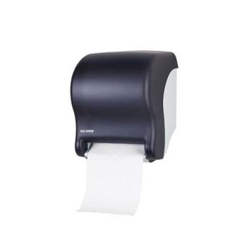 75817 - San Jamar - T8000TBK - Tear-N-Dry Touchless Paper Towel Dispenser Product Image