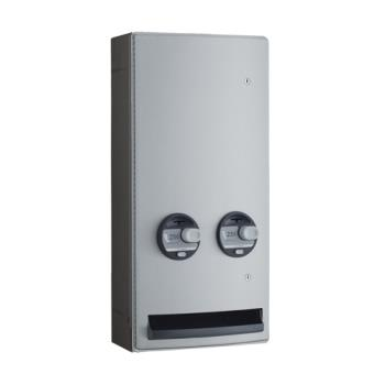 BOBB4706925 - Bobrick - B-47069 25 - ConturaSeries®  25 Cent Napkin/Tampon Dispenser Product Image