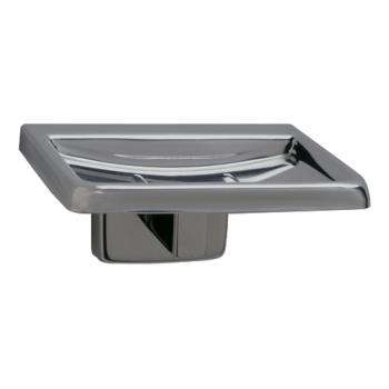 BOBB6807 - Bobrick - B-6807 - ClassicSeries™ Soap Dish with Satin Finish Product Image