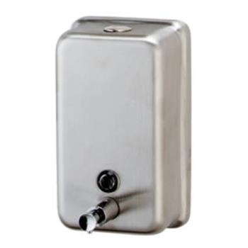75646 - Continental Co. - V444SS - 40 oz Vertical Soap Dispenser Product Image