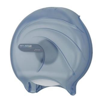 SANR2090TBL - San Jamar - R2090TBL - Oceans Single 9 in Bath Tissue Dispenser Product Image