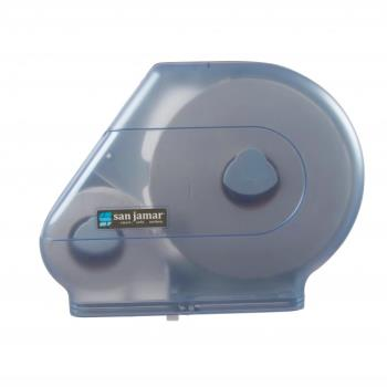 SANR6500TBL - San Jamar - R6500TBL - Quantum 12-13 in Classic Blue Single JBT Dispenser Product Image