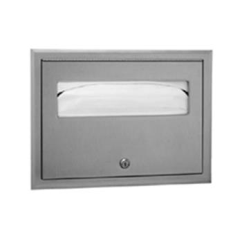 BOBB301 - Bobrick - B-301 - ClassicSeries™ Recessed Seat Cover Dispenser Product Image