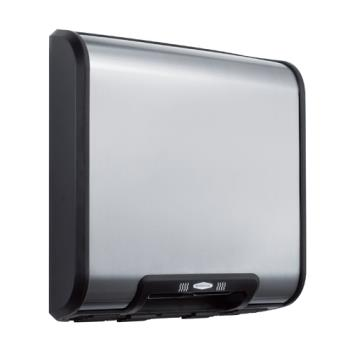 BOBB7128230 - Bobrick - B-7128 230 - Trimline™ 208-240V Surface-Mount 18 ga Stainless Steel Hand Dryer Product Image