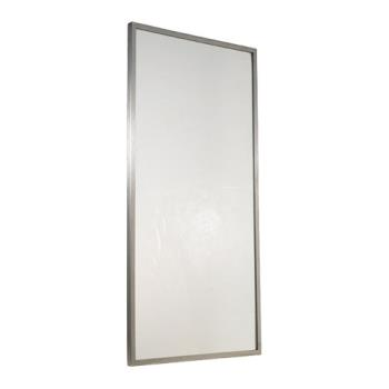 38219 - American Specialties - 10-0600-1836 - 18 in x 36 in Framed Restroom Mirror Product Image