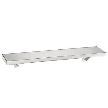 BOBB29818 - Bobrick - B-298X18 - 8 in x 18 in Stainless Steel Shelf Product Image