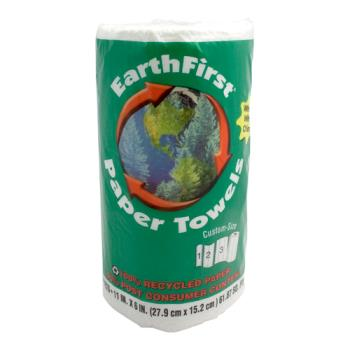 75441 - Earth First - 65329 - Earth First Perforated Roll Towel Product Image