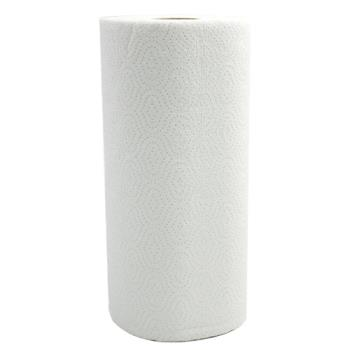 58924 - SCA - HB1995 - Tork Universal White Perforated Roll Towel- 12 Roll Product Image