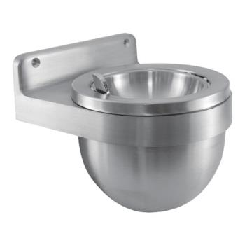 "38144 - American Specialties - 8095 - 8"" Wall Mount Ash Tray Product Image"