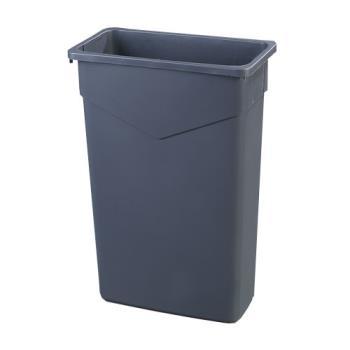 36145 - Carlisle - 34202323 - 23 gal TrimLine™ Gray Trash Can Product Image