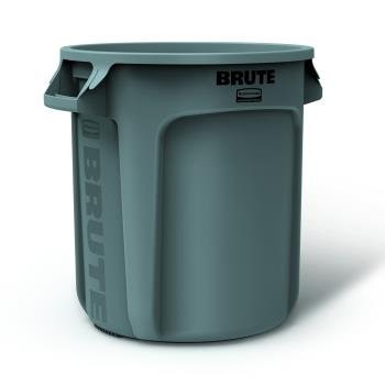36150 - Rubbermaid - FG261000GRAY - 10 gal BRUTE® Trash Can Product Image