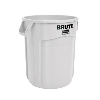36156 - Rubbermaid - FG262000WHT - 20 gal White BRUTE® Trash Can Product Image