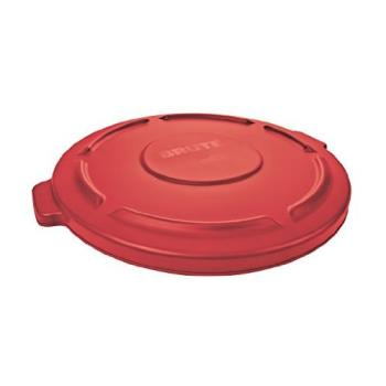 LAGFG263100RED - Rubbermaid - FG263100RED - 32 gal Red BRUTE® Trash Can Lid Product Image