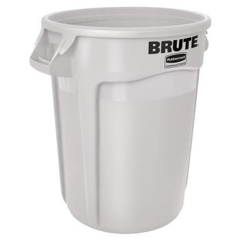 36157 - Rubbermaid - FG263200WHT - 32 gal White BRUTE® Trash Can Product Image
