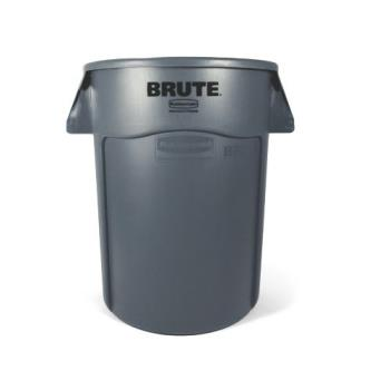 36191 - Rubbermaid - FG264360GRAY - 44 gal Gray BRUTE® Trash Can Product Image