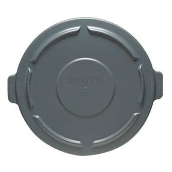 36168 - Rubbermaid - FG264560GRAY - BRUTE® Gray Garbage Can Cover Product Image
