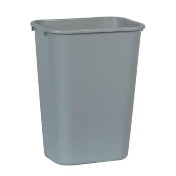 86823 - Rubbermaid - FG295700GRAY - 10 gal Gray Trash Can Product Image