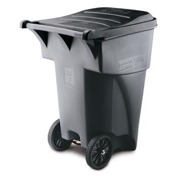32001 - Rubbermaid - FG9W2200GRAY - 95 gal BRUTE® Rollout Container Product Image