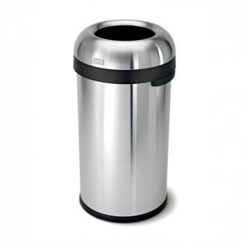 36193 - Simplehuman - CW1469 - 21 gal Bullet Open Trash Can Product Image