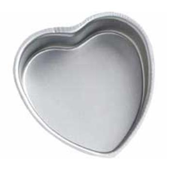 76241 - Fat Daddio's - PHT-142 - Heart Cake Pan Product Image
