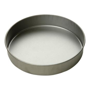 FCP909025 - Focus Foodservice - 909025 - 9 in x 2 in Glazed Cake Pan Product Image