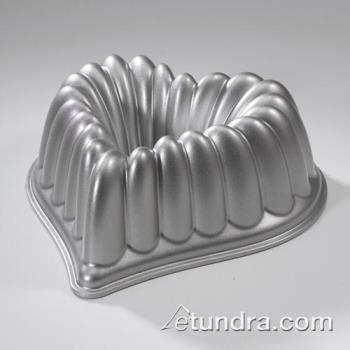 NRW55548 - Nordic Ware - 55548 - 10 cup Elegant Heart Bundt Pan Product Image