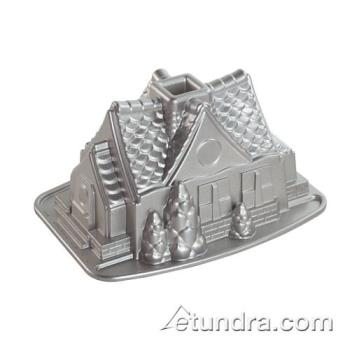 NRW83902 - Nordic Ware - 83902 - Commercial Grade 9 Cup Gingerbread House Bundt Pan Product Image