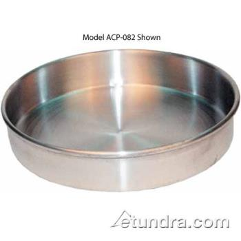 WINACP082 - Winco - ACP-082 - 8 in x 2 in Aluminum Cake Pan Product Image