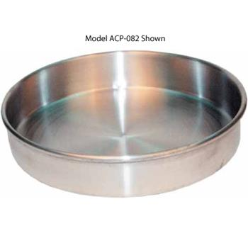 WINACP123 - Winco - ACP-123 - 12 in x 3 in Aluminum Cake Pan Product Image