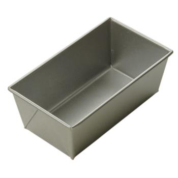 85860 - Focus Foodservice - 900405 - 5 5/8 in x 3 1/8 in Open Top Bread Pan Product Image