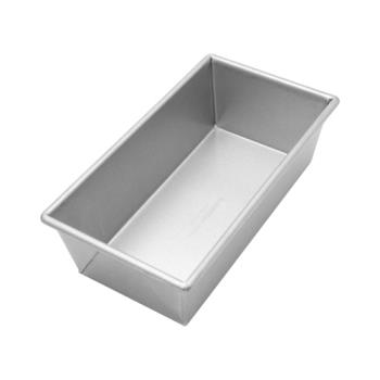 85861 - Focus Foodservice - 900425 - 8 1/2 in x 4 1/2 in Open Top Bread Pan Product Image