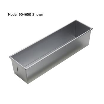 FCP904615 - Focus Foodservice - 904615 - 13 in x 4 in Pullman Bread Pan Product Image