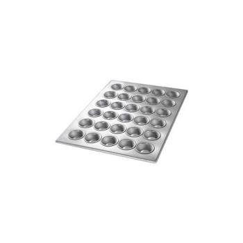 1594 - Chicago Metallic - 45195 - (30) 1 7/8 in Mini Muffin Pan Product Image